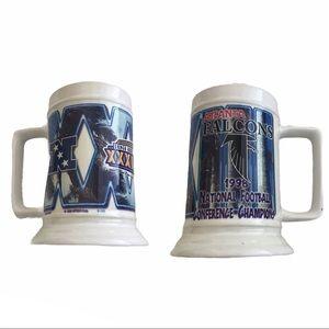 NFL Atlanta Falcons NFC Champion Mug Super Bowl 98